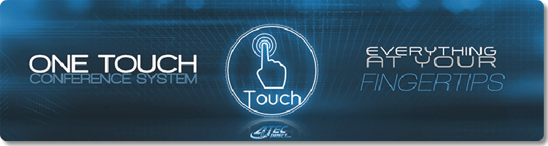 One Touch System Solutions from 4TEC